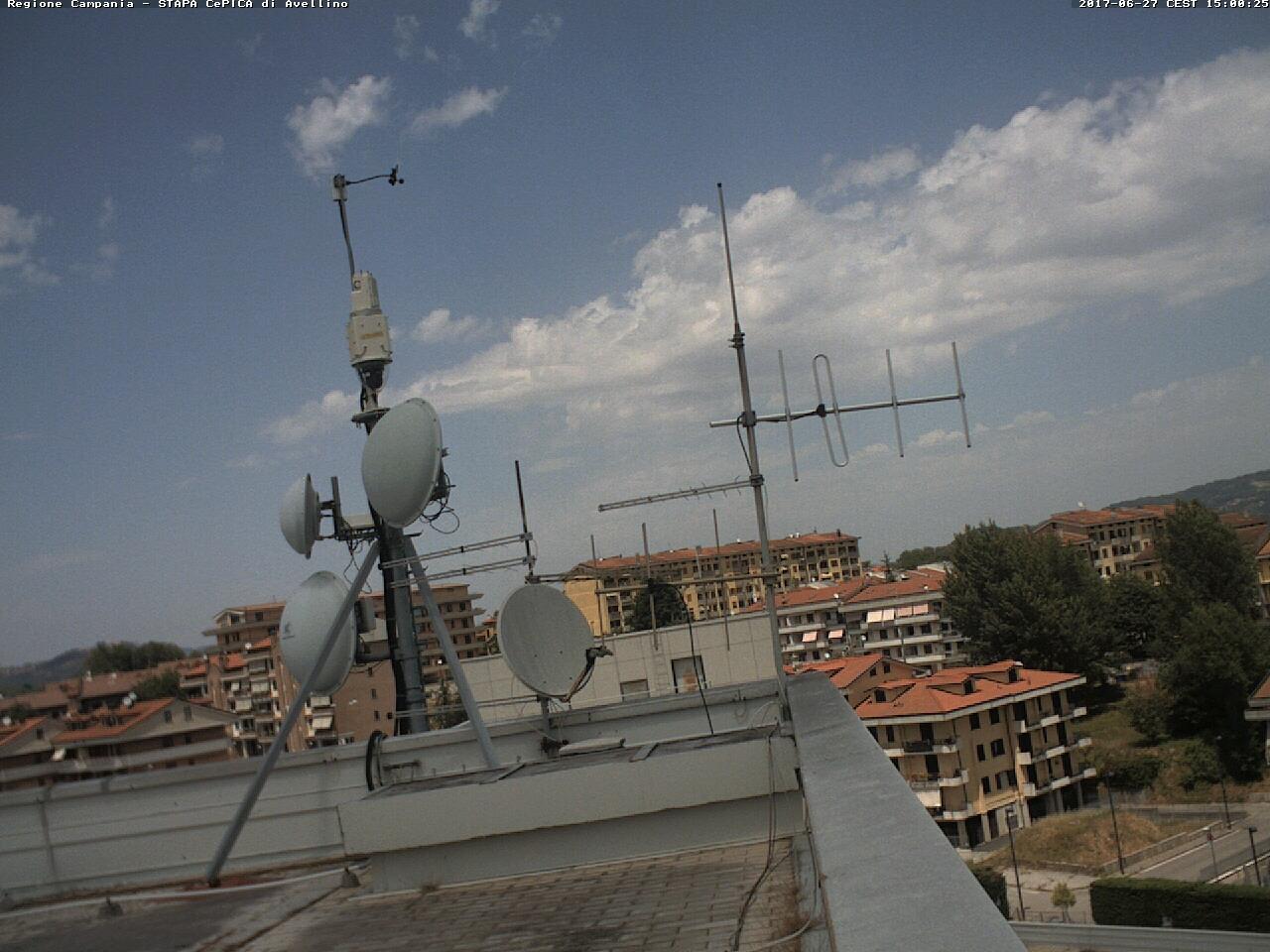 Webcam Avellino - Regione Campania - STAPA CePICA