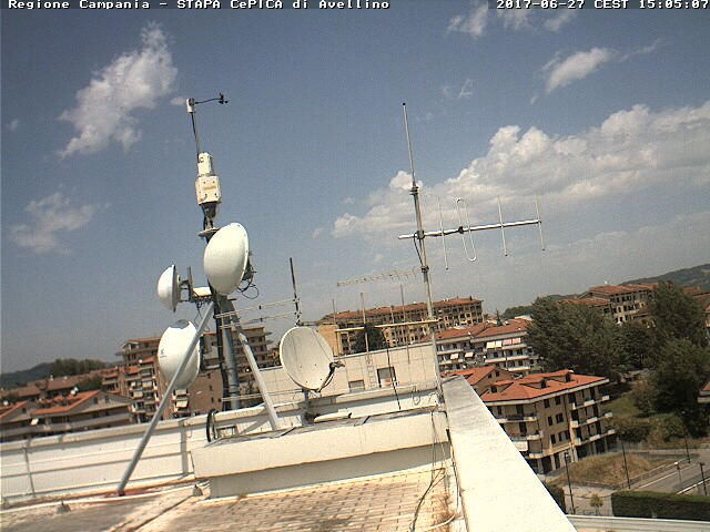 Webcam Avellino Panorama
